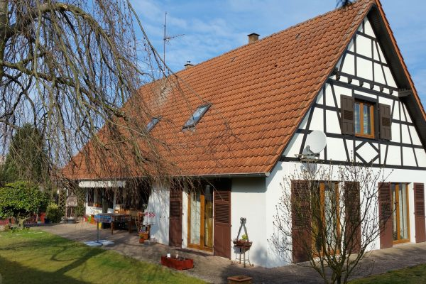Immobilier Bas-Rhin : MAISON 7 PIECES WILLGOTTHEIM