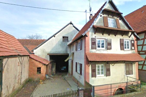Immobilier Alsace: Maison prox Woerth
